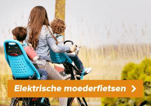 Naar elektrische moederfietsen