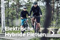 Elektrische hybride fietsen