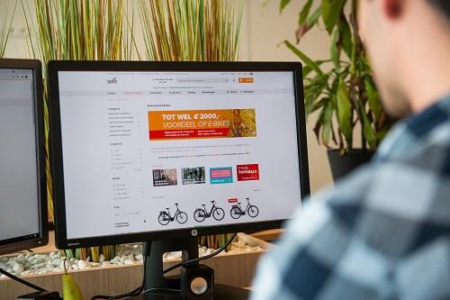 fiets kopen in de webshop