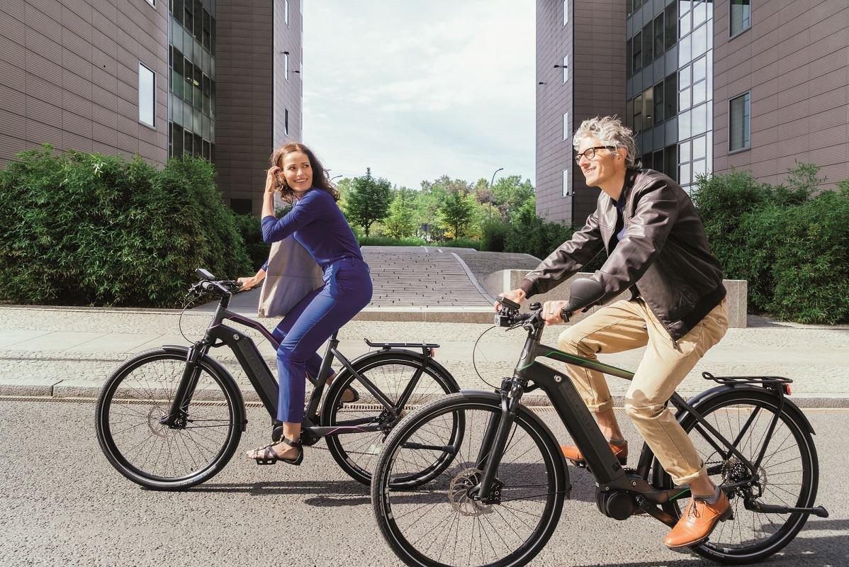 Kalkhoff fiets rond de 2500 euro