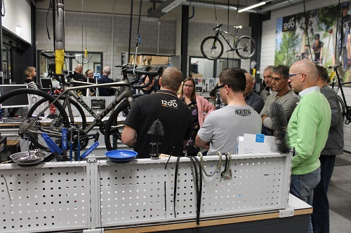 12go biking service