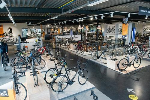 showroom 12go biking