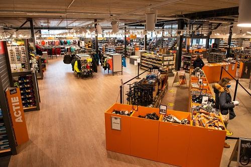 showroom van 12GO Biking in Moordrecht