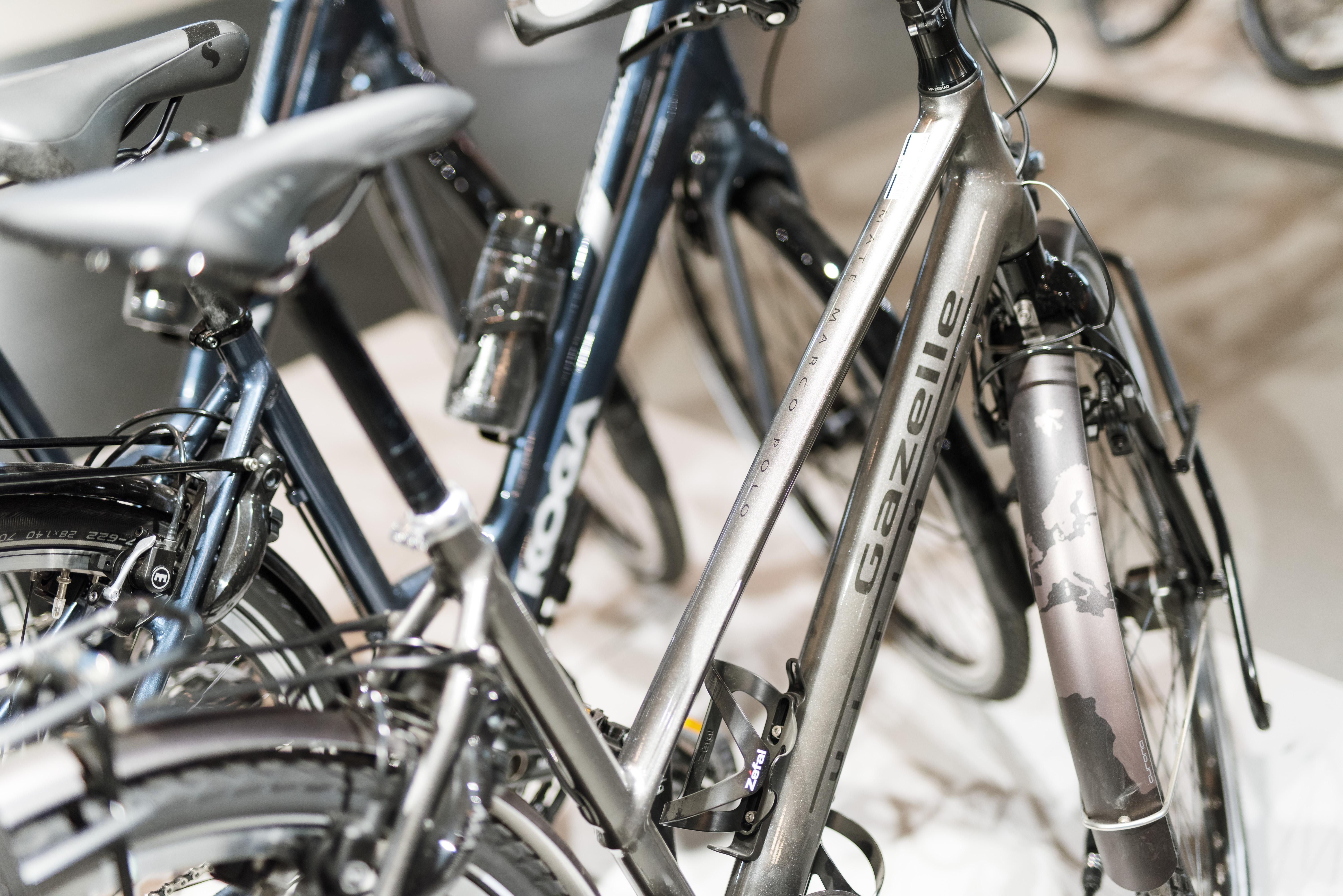 stadsfietsen kopen bij 12GO Biking