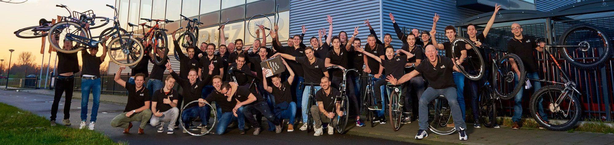 Werken bij 12GO Biking