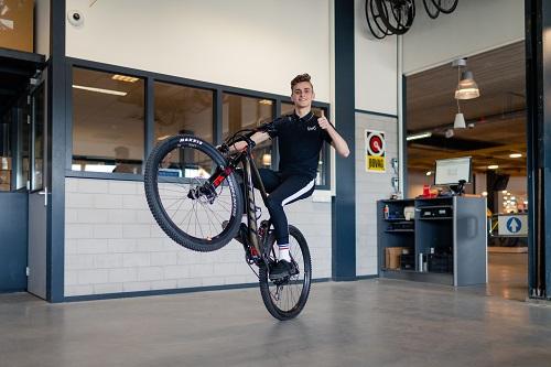 vacature 12go biking