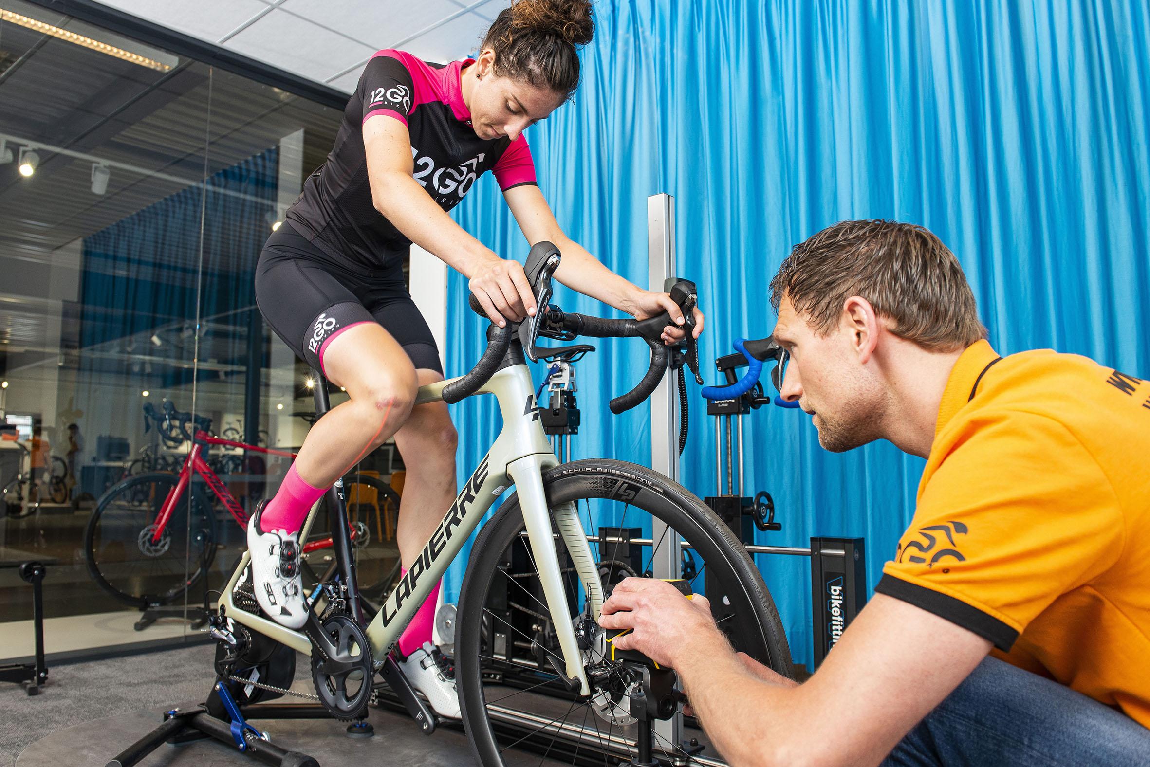 assessment zwiften op eigen fiets
